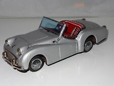 *(V) BANDAI JAPAN TRIUMPH TR3 lithographed tinplate with motor