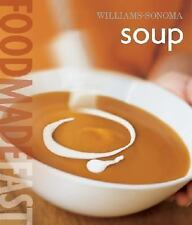 Food Made Fast: Soup (Williams-Sonoma) by Georgeanne Brennan, Good Book
