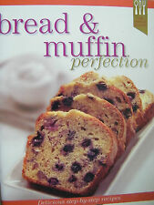 Bread & Muffin Perfection Cookbook Delicious StepByStep Recipes Hinkler Kitchen