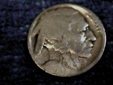 Buffalo Nickel : Scarce Grade 1916-D About Fin