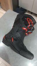 Alpinestars SMX6 boots black size 10.5 uk 45 eu