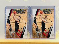 2x 2017-18 Prestige Lauri Markkanen #4 Hardcourt RC Rookie MINT Basketball Card