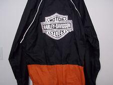 Harley-Davidson Men's Men Rain Gear (98246-06VM) Large