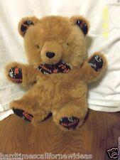 "Atlanta Falcons Reversible Pillow Pals Plush Bear 12"" Licensed Team NFL"