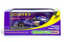 Scalextric C2657 TVR Tuscan 400R #89 SYNERGY / 24h Le Mans 2004 / BNIB