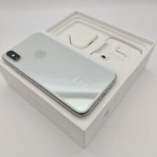 Apple iPhone XS - 64 GB - Silver (Unlocked) EXCELLENT PRISTINE CONDITION