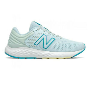 New Balance Womens 520v7 Running Shoes Trainers Sneakers Blue Sports Breathable