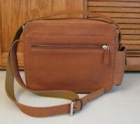 PURSE Brown Shoulder Bag GREAT AMERICAN LEATHER WORKS Handbag Pocketbook