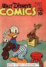 WALT DISNEY'S COMICS AND STORIES (1940 Series)  (DELL) #54 Good Comics Book