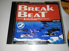 BREAK BEAT 2 MIXED BY FREE JOEL DJ MAN DYLAN RHYMES - 2 X CD HOUSE TECHNO 2001