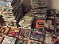 100 x Musik Alben aus allen Genres Riesen Mega Sammlung  aller Musikrichtungen