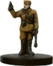 AXIS AND ALLIES MINIATURES - (HU) TENACIOUS OFFICER