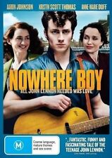 E13 BRAND NEW SEALED Nowhere Boy (DVD,2010) The Beatles John Lennon