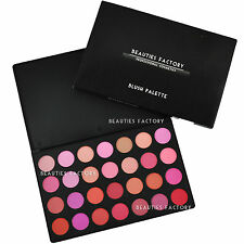 Beauties Factory (22 Matte + 6 Shimmer) 28 Color Blush Makeup Palette #628A