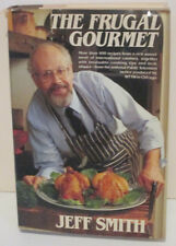 JEFF SMITH FRUGAL GOURMET TV COOKING SHOW RECIPE BOOK COOKBOOK HARDCOVER 1984