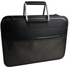 Business bag / carbon fiber aluminum handle briefcase A4 size