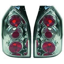 Rückleuchten Set für Hyundai Tucson 04- Klarglas/Chrom