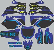 Vibrant Highlighter YAMAHA GRAPHICS  YZ 450F YZ450F 2006 2007 2008 2009