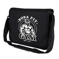 Boba Fit Boba Fett Star Wars Satire Gym Motiv Spaß Umhängetasche Messenger Bag