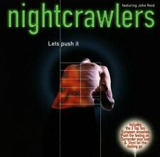 Lets Push It [CD] Nightcrawlers (1993) neuf