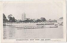 International Boat Race, Cambridge v Harvard Fulham London Gordon Smith PC B779