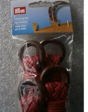 Prym Rose Red Bag Handle 615191