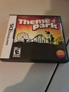 Theme Park / Game - Game  JWVG The Cheap Fast Free Post