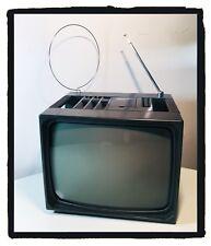 """BRIONVEGA Televisore TV Vintage Monitor 2 15"""" Designer Mario Bellini '70"""