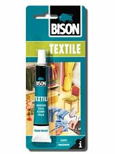 Bison Textile Adhesive Fabric Material Glue Bonding Repairing Cloths Transparent