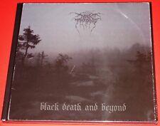 Darkthrone:Noir Death et Beyond COFFRET 3 CDs + earBOOK 2015 Peaceville NEUF