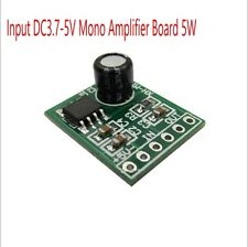 Singing Machine XPT8871 Stereo Mono Lithium Battery Amplifier Board DC3.7-5V 5W