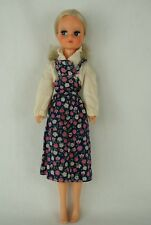 Otto Simon FLEUR blonde doll in blue Basic outfit #1000 Dutch Sindy 70's