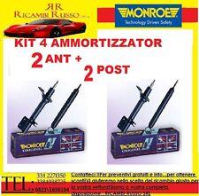 N.4 AMMORTIZZATORI MONROE FIAT CINQUECENTO 1.1SPORTING DAL 91-99