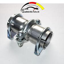 Auspuff Rohr Reparatur Reparaturflansch Peugeot & Citroen & Renault - 55 mm