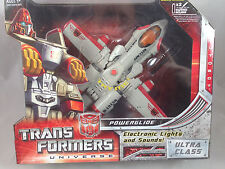 Transformers Universe PowerGlide Voyager Power Glide 100% Complete
