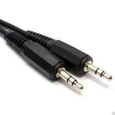 1.2m 3.5mm Jack Estéreo a 3.5mm Conector Jack Cable de audio