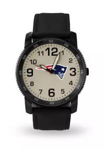 NFL New England Patriots Model Five Men's Wrist Watch - Brand New! CWB11