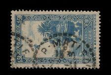 ALGÉRIE - 193? - CAD DISTRIBUTION (CERCLE POINT.) CAP-MATIFOU (ALGER) SUR N°118