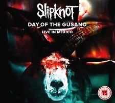 """Slipknot-día del gusano, viven en México (nuevo 3 X 12"""" Vinilo Lp, DVD)"""