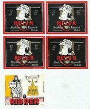 étiquette de bière 84
