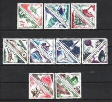 Mónaco 1953 Yvert sellos tasas n° 39A à 55 neuf 1er elección