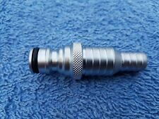 NITO CLICK Q/R COUPLING MALE PROBE X 1/2 - 3/4 HOSETAIL COMPATIBLE WITH HOZELOCK