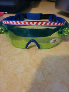Buzz Lightyear  Disney Cosmic Goggles Glasses Toy Story Lights Up