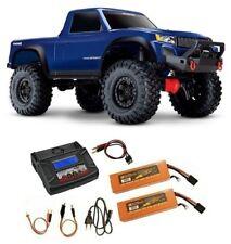 Traxxas TRX-4 SPORT 4WDPickup-Crawler TQ2.4GHz RTR 1:10 blau -SPARSET 2-