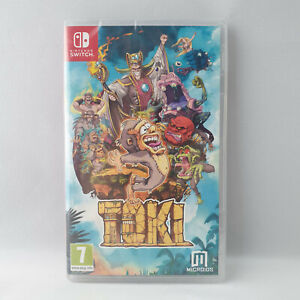 Nintendo Switch - Toki NEW SEALED