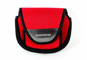 Shimano PC-031L Size SS Spinning Reel Cover Reel Size 1000 Red 785824