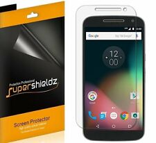 6X Supershieldz HD Clear Screen Protector For Motorola Moto G4