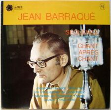 LP Joséphine NENDICK & Noël LEE : Barraqué Séquence, Chant / Astrée AS 75 Mint-