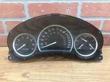 03 04 Saab 9-3 93 Speedometer Cluster 151973 Miles Oem