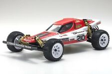 Kyosho Vintage Series 1:10-scale Turbo Optima Of-Road Racer Gold Kit 4WD - 30619